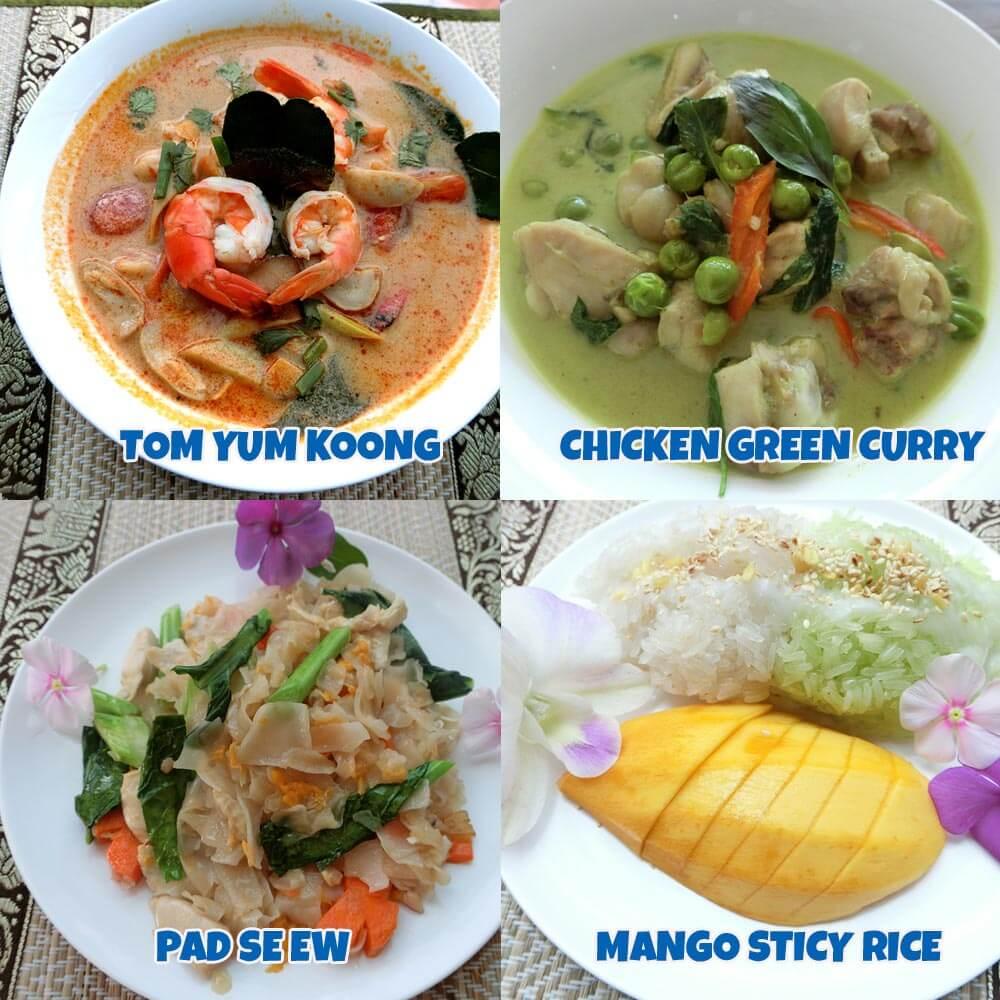 Phuket Cooking Course - Sunday Morning