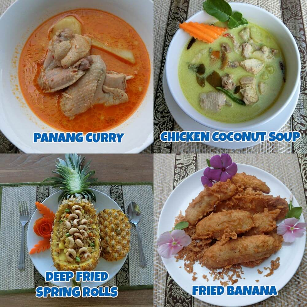 Phuket Cooking Course - Friday Afternoon