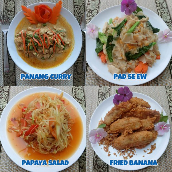 Phuket Cooking Course - Monday Afternoon