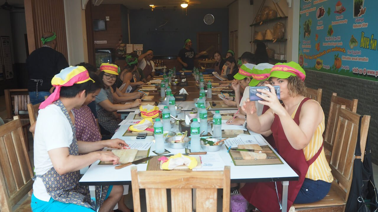 Private Phuket Cooking Classes