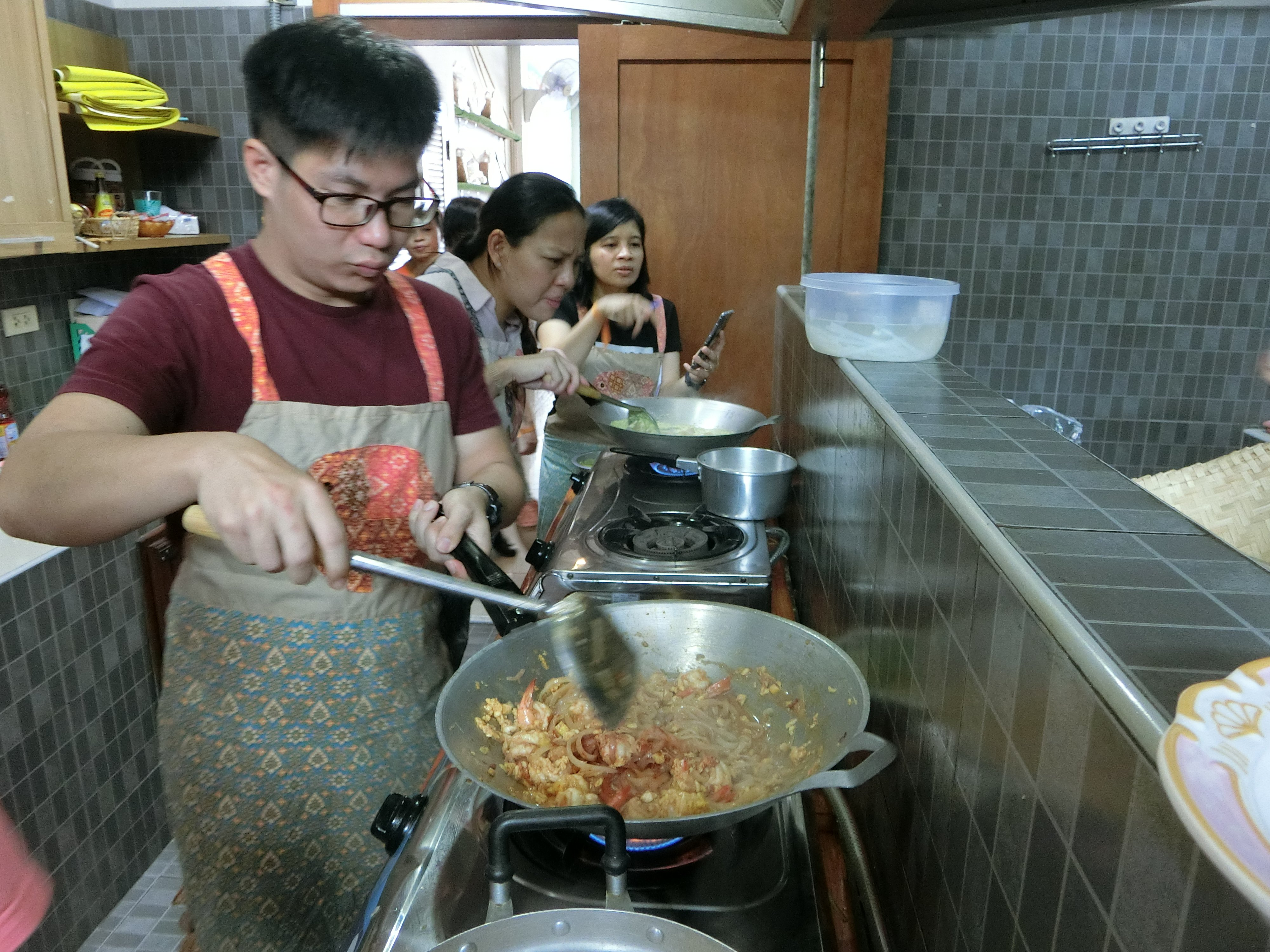 Team building Cooking Class