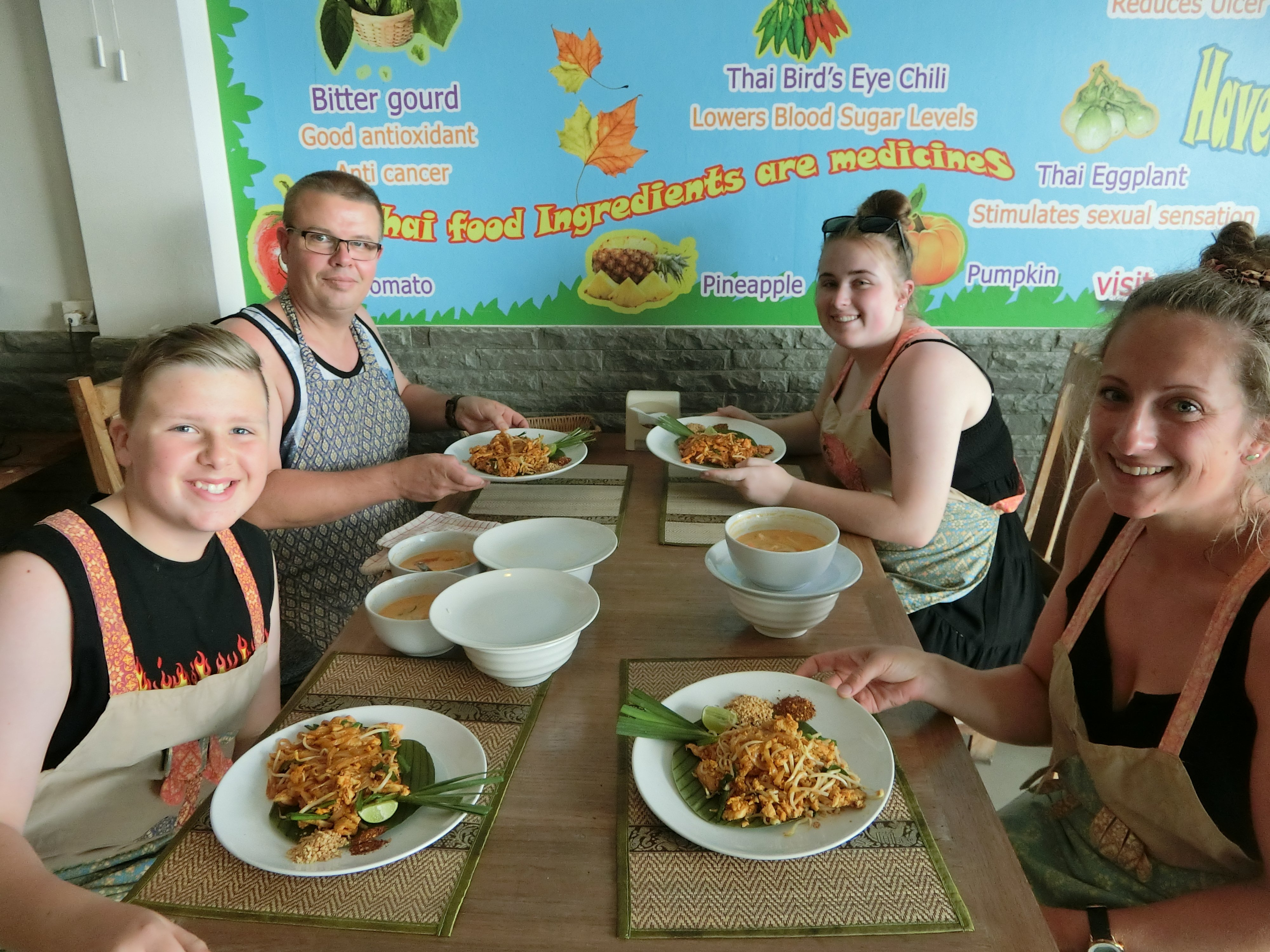 Phuket Cooking Course